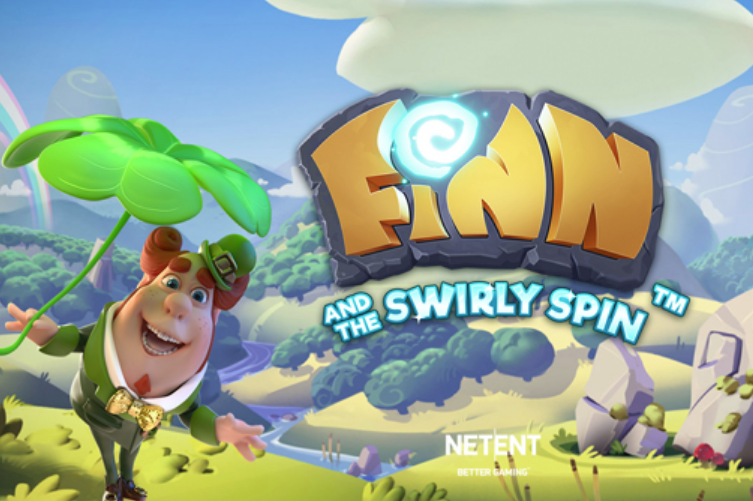 Finn And The Swirly Spin Online Spilleautomat - NetEnt - Rizk Casino